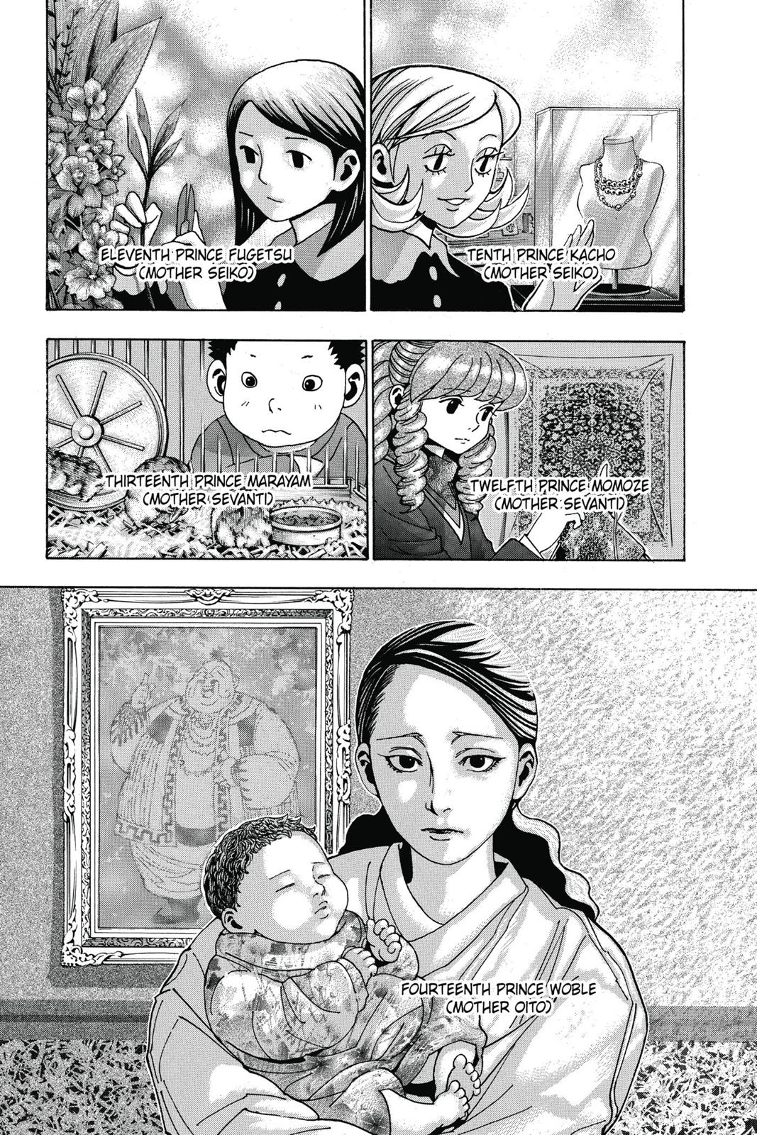 Hunter X Hunter, Chapter 349 image 005