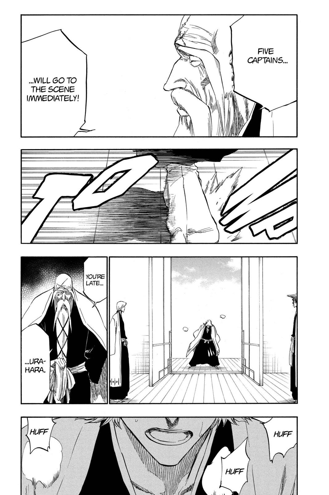 Bleach, Chapter 315.6 image 026