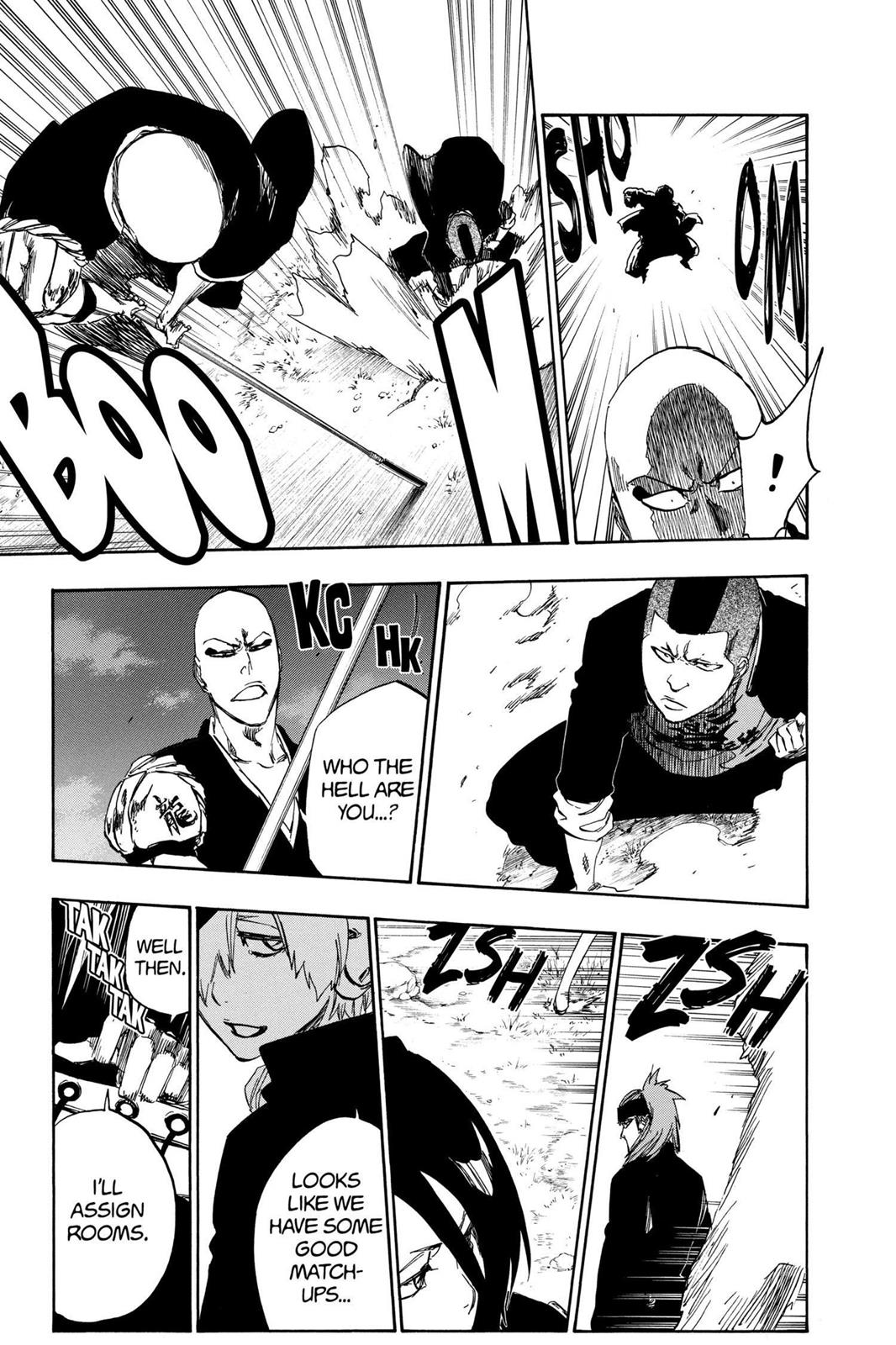 Bleach, Chapter 463 image 013