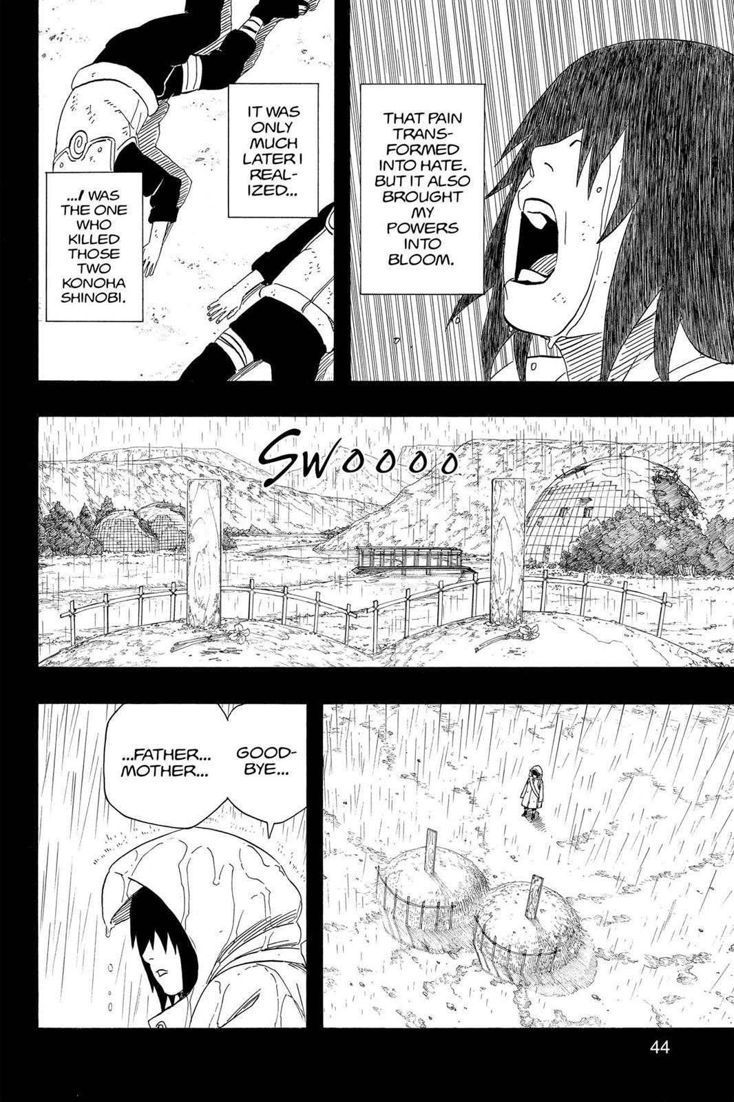 Naruto, Chapter 445 image 003