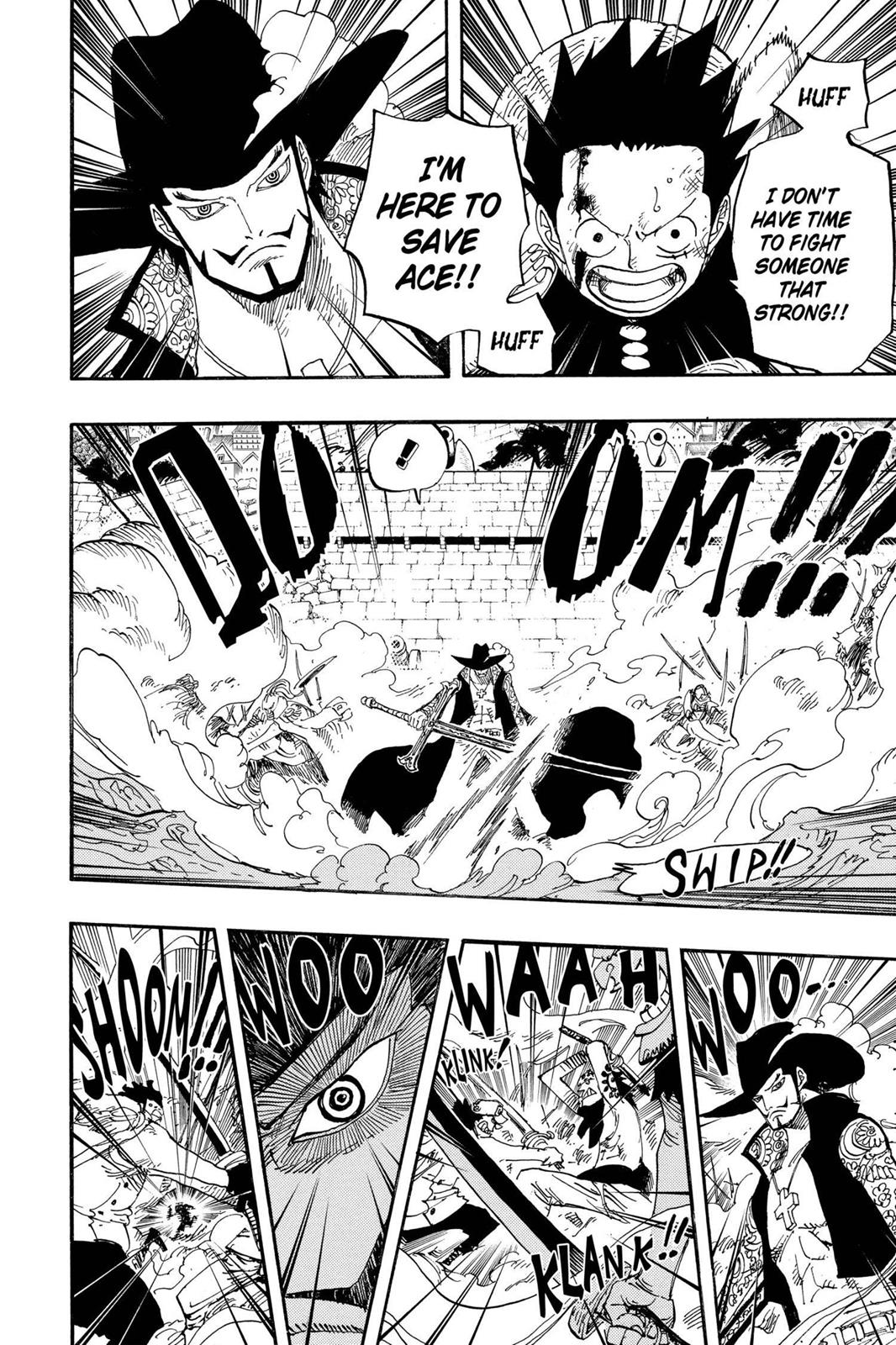 One Piece, Chapter 561 image 002
