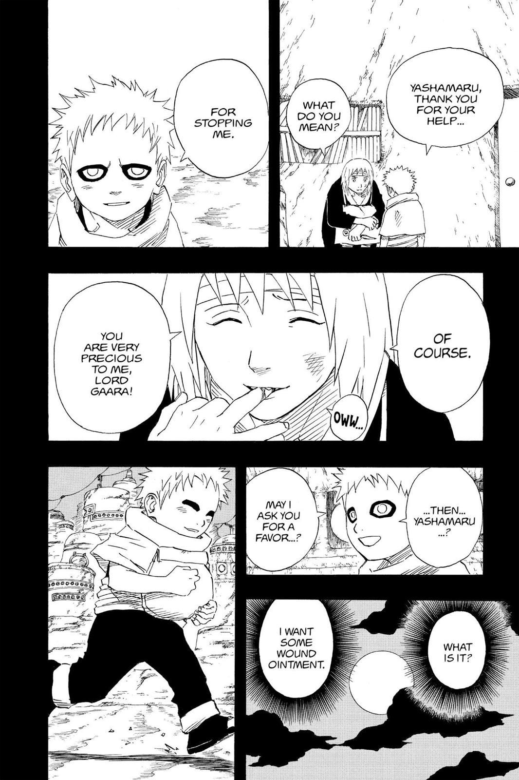 Naruto, Chapter 130 image 010