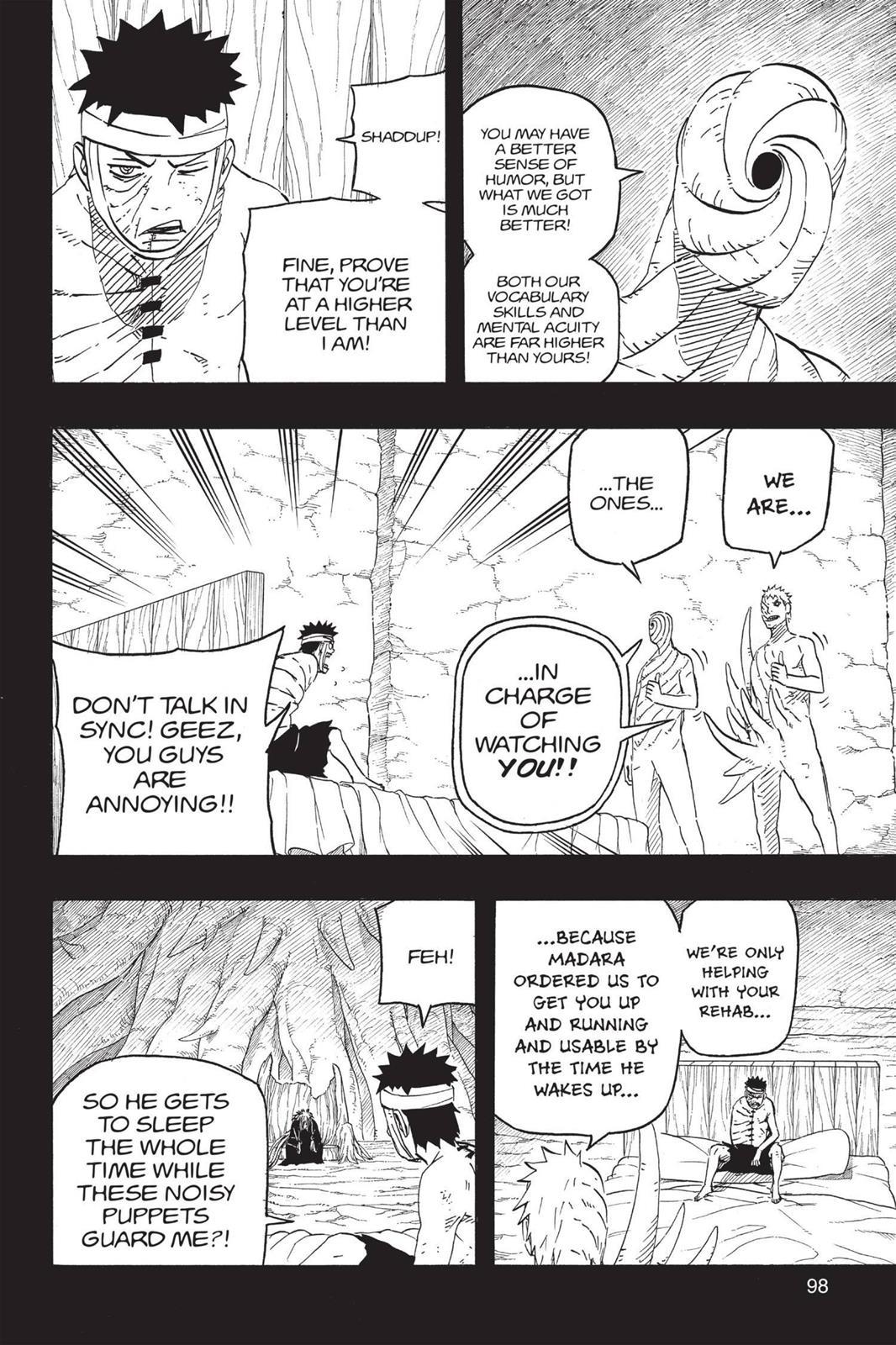 Naruto, Chapter 603 image 002
