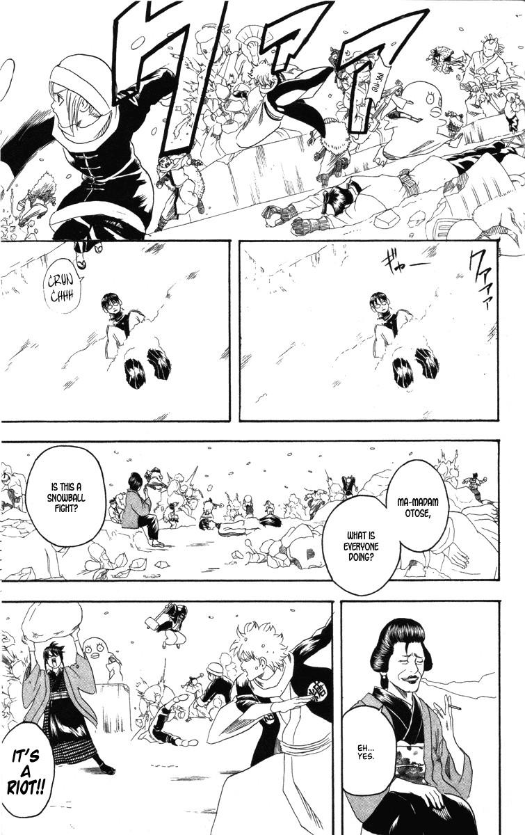 Gintama Chapter, 103 image 021