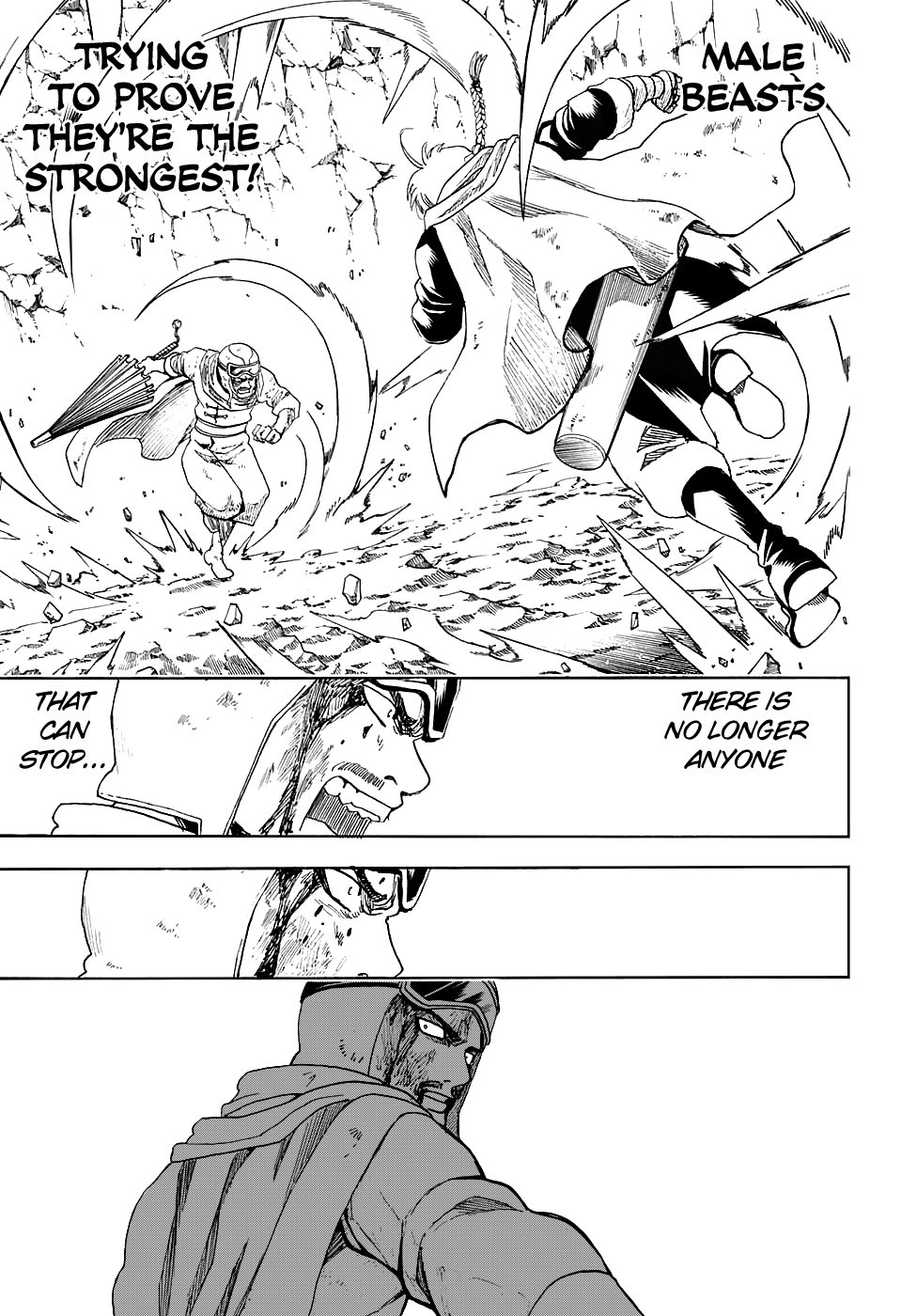 Gintama Chapter, 576 image 017