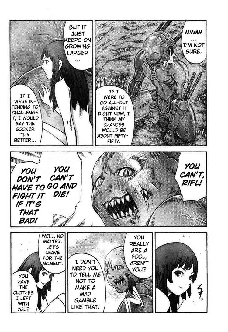 Claymore, Chapter 93 image 018