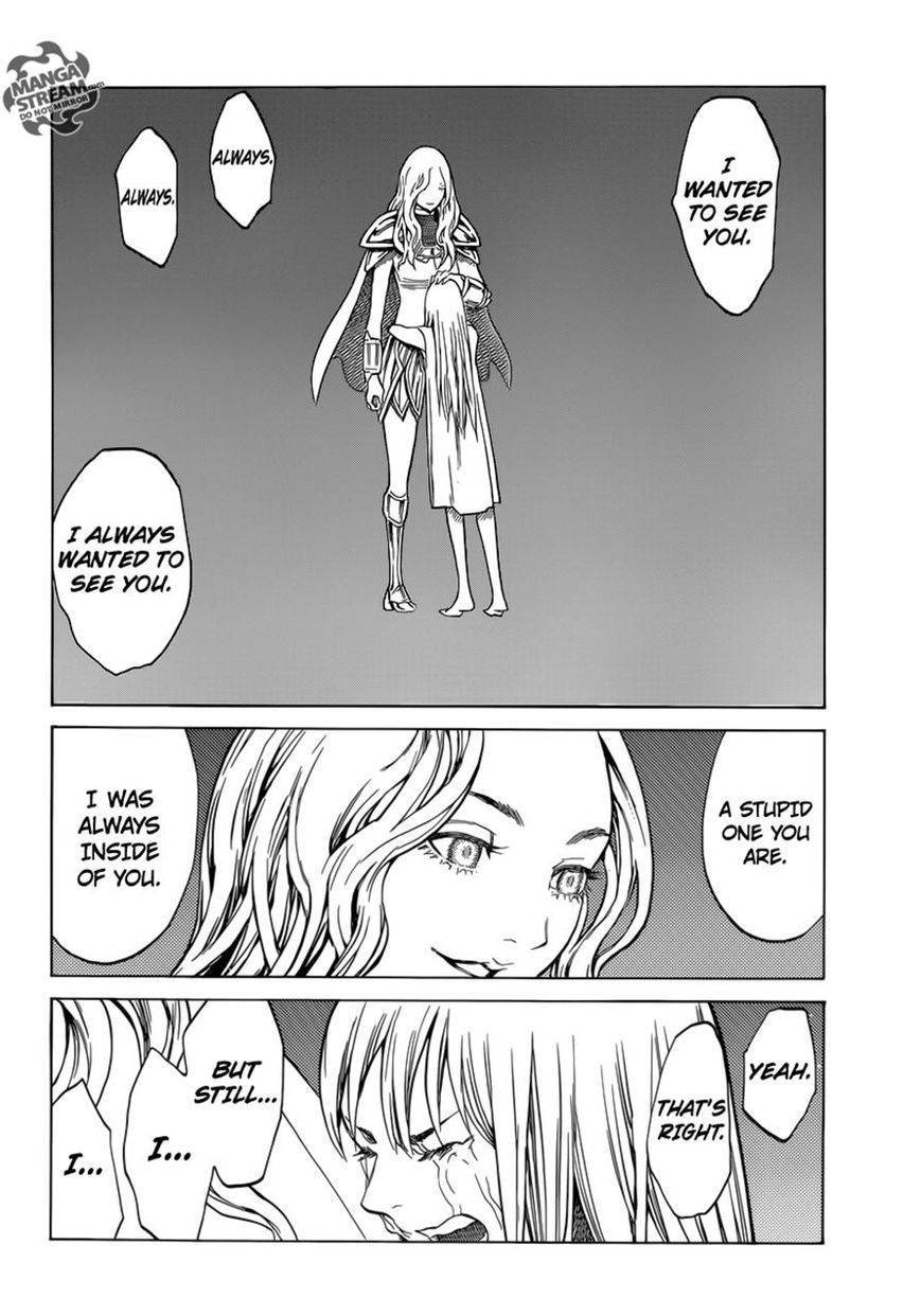 Claymore, Chapter 150 image 013