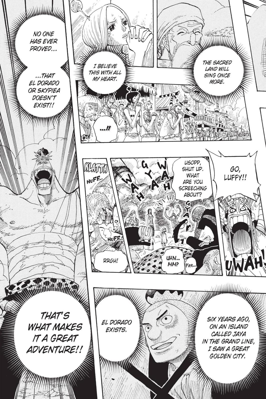 One Piece, Chapter 298 image 015