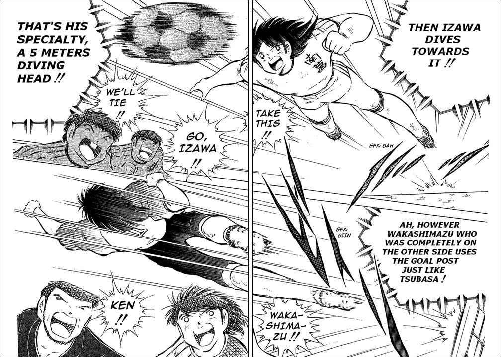 Captain Tsubasa, Chapter 79 image 025