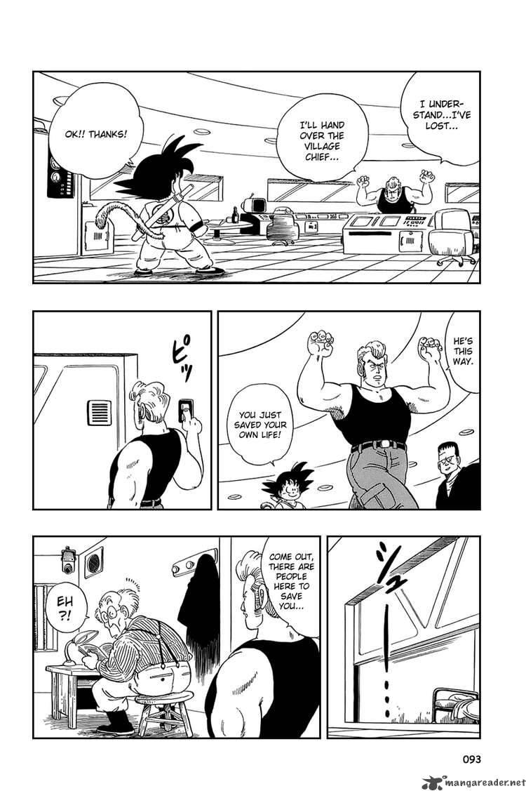 Dragon Ball, Chapter 66 image 005