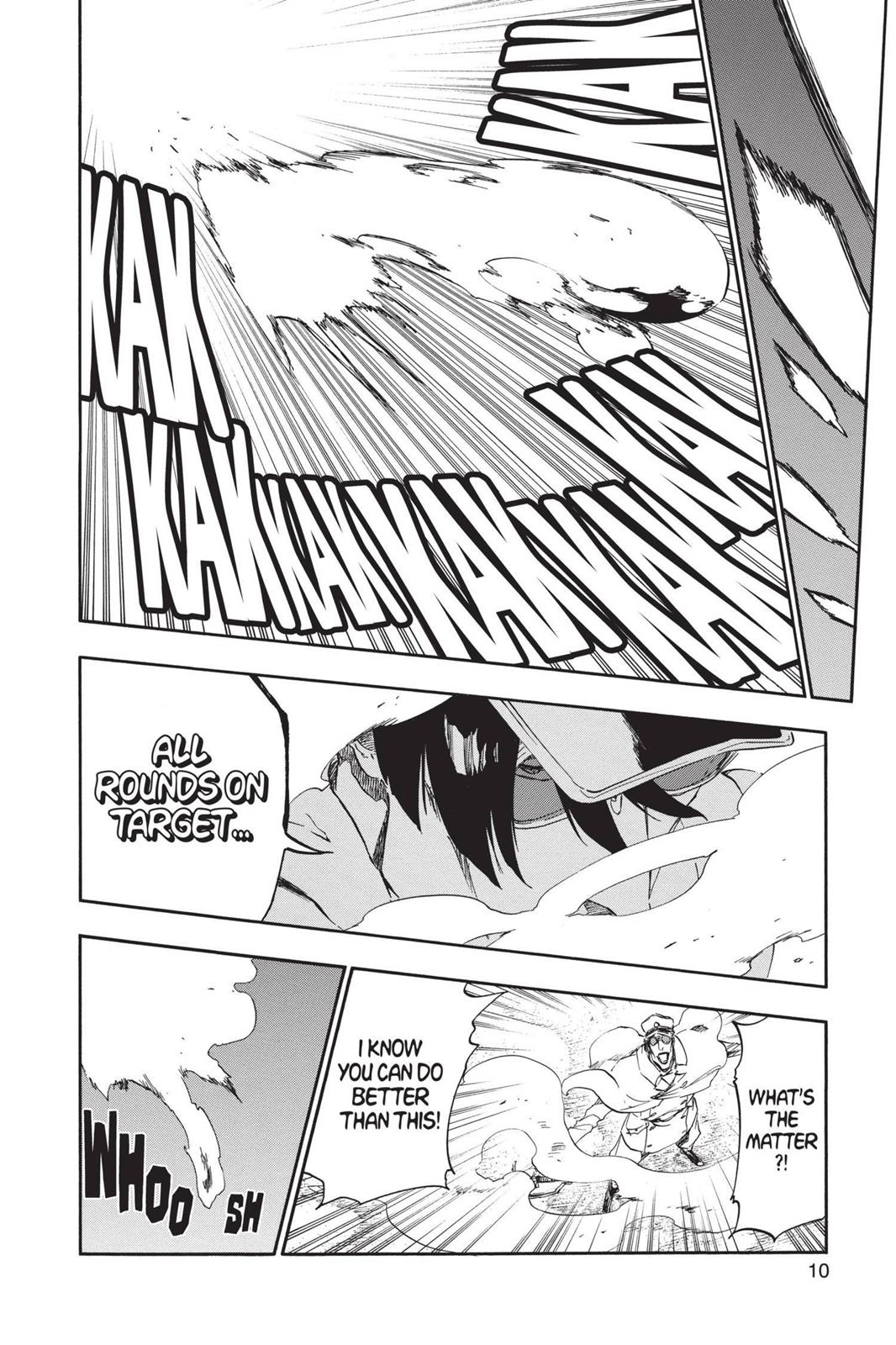 Bleach, Chapter 490 image 009