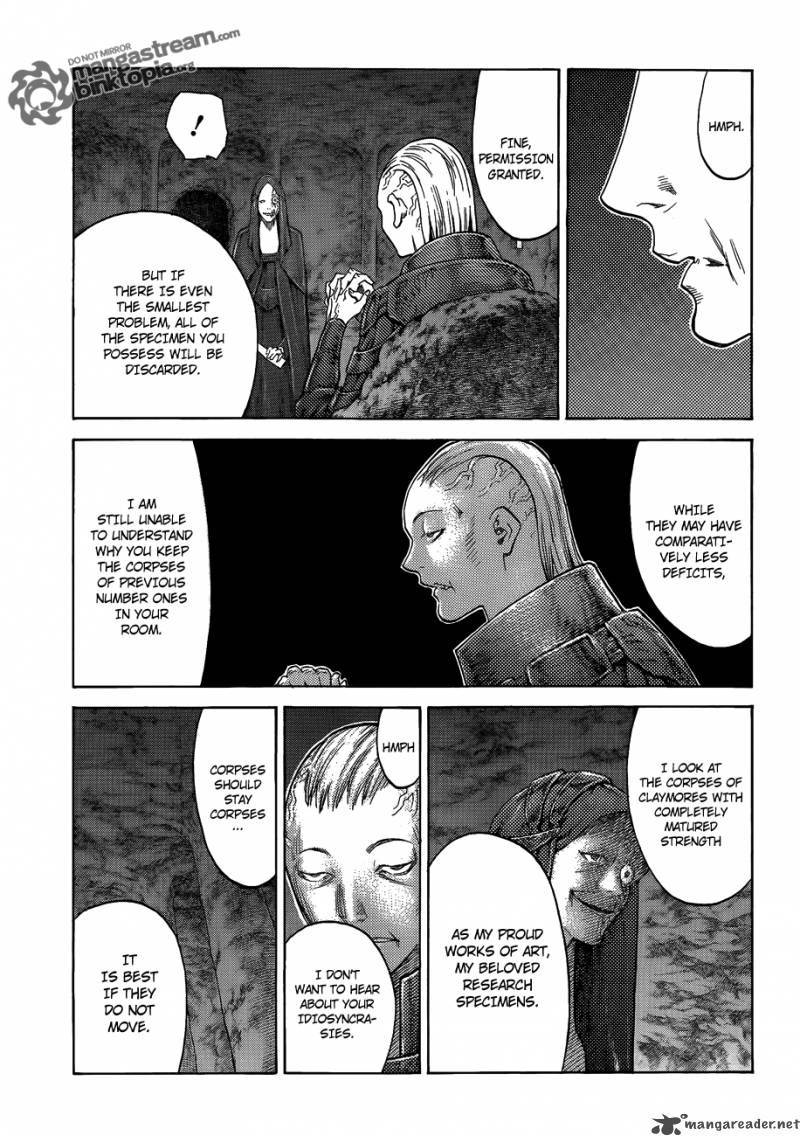 Claymore, Chapter 110 image 017