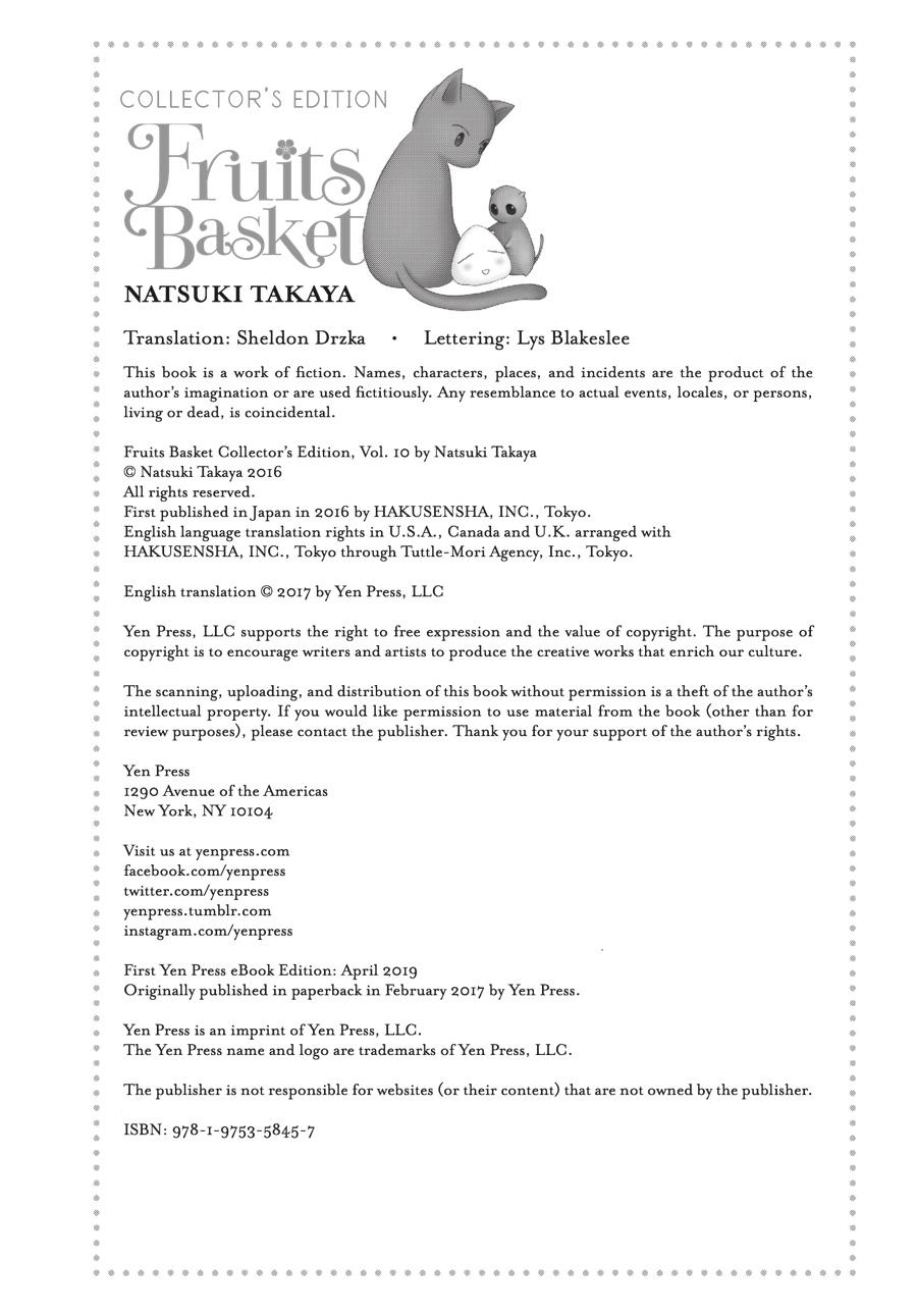Fruits Basket, Chapter 119 image 034