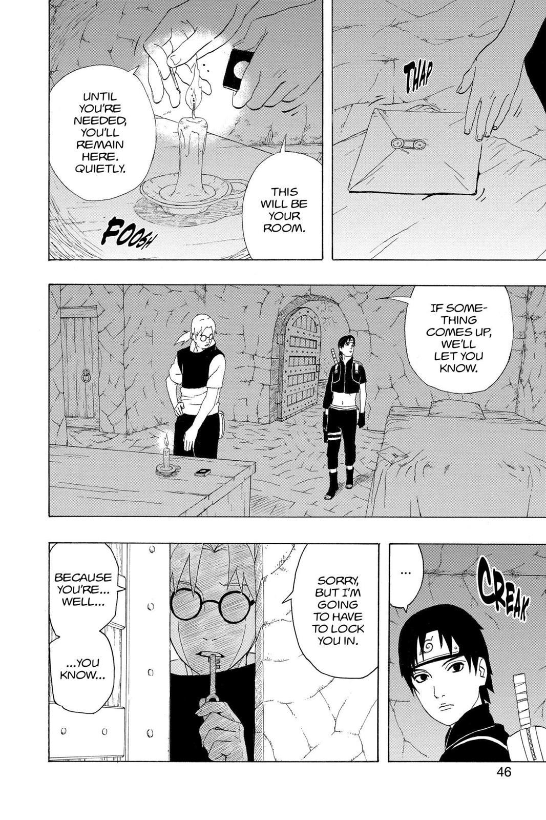 Naruto, Chapter 302 image 004