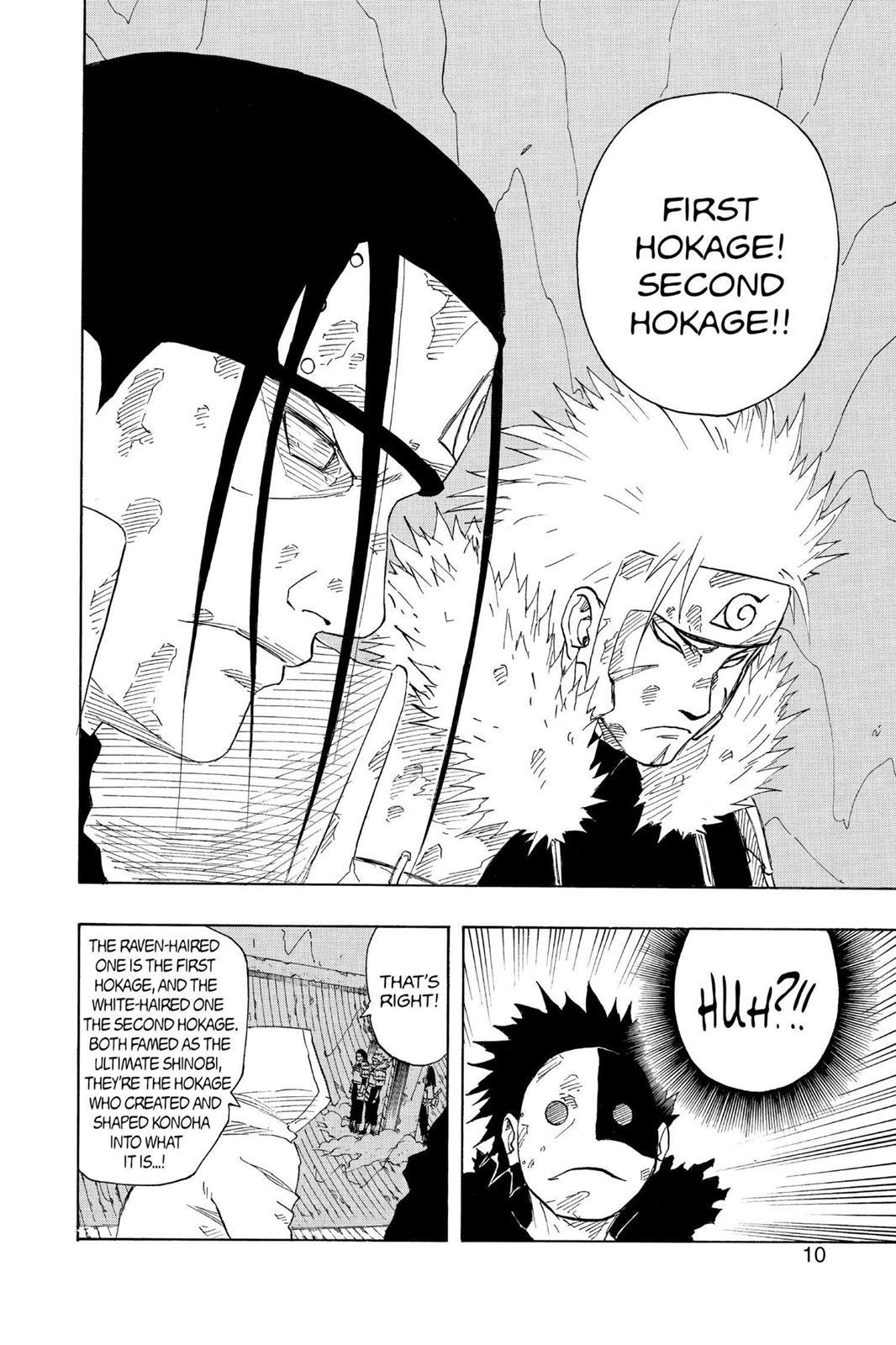 Naruto, Chapter 118 image 011