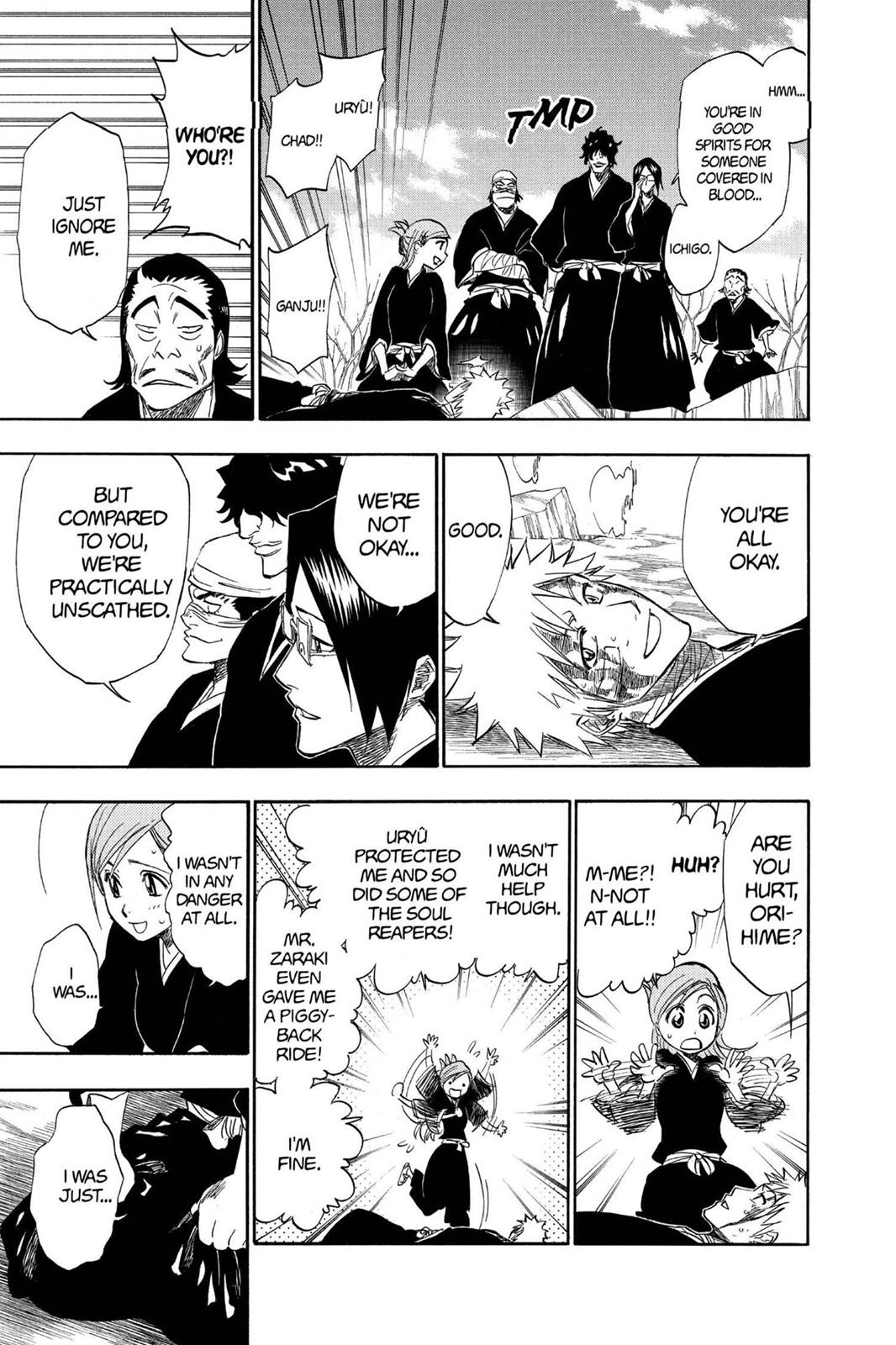 Bleach, Chapter 167 image 015