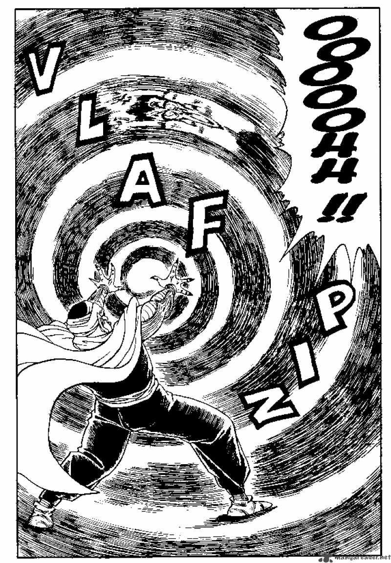 Dragon Ball, Chapter 181 image 011