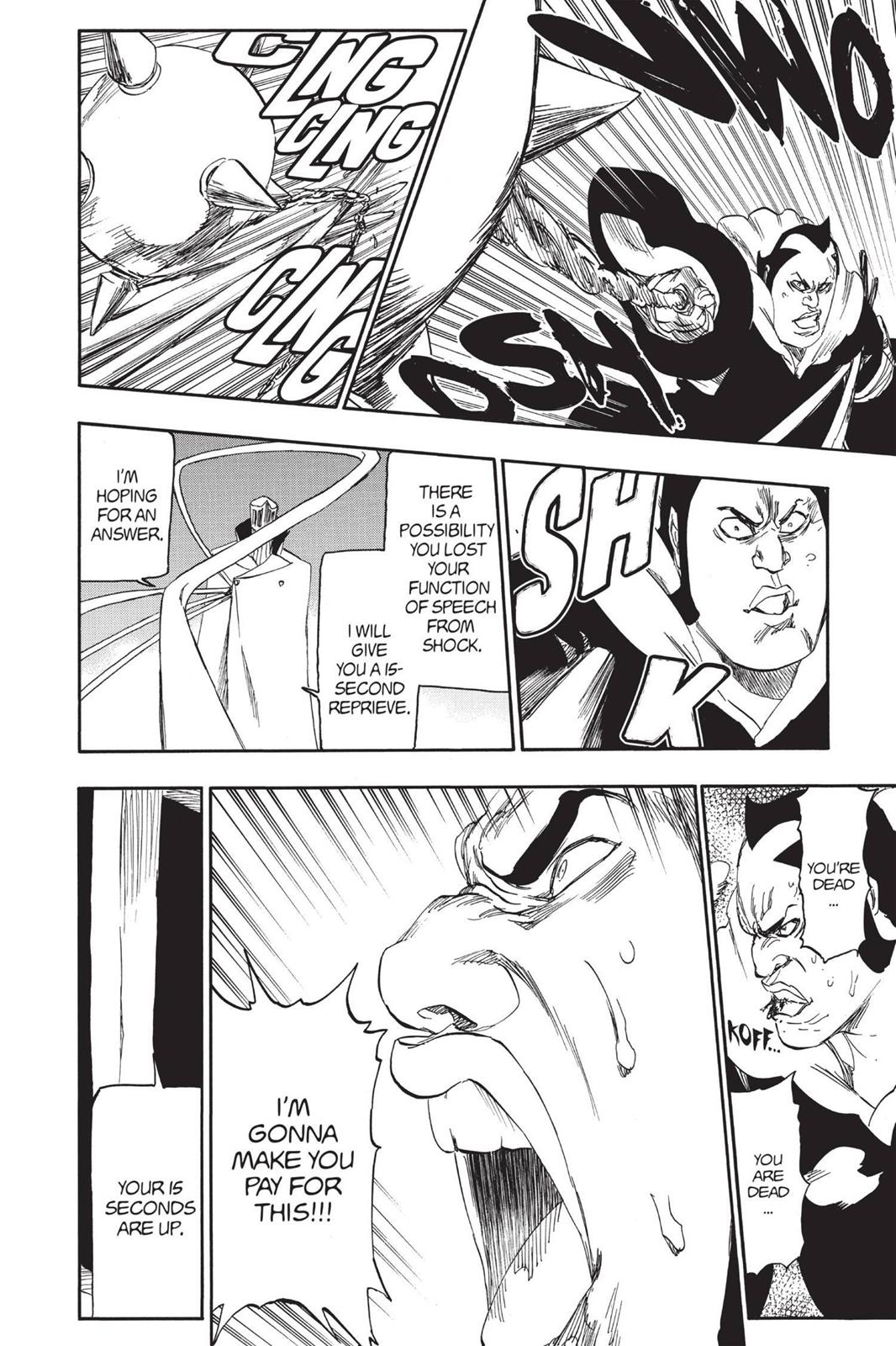 Bleach, Chapter 549 image 008