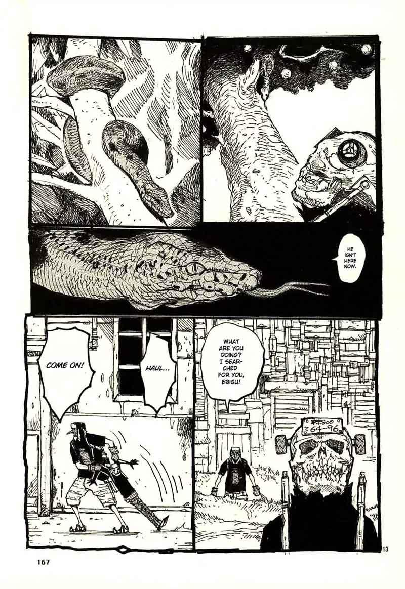 Dorohedoro, Chapter 17 image 037