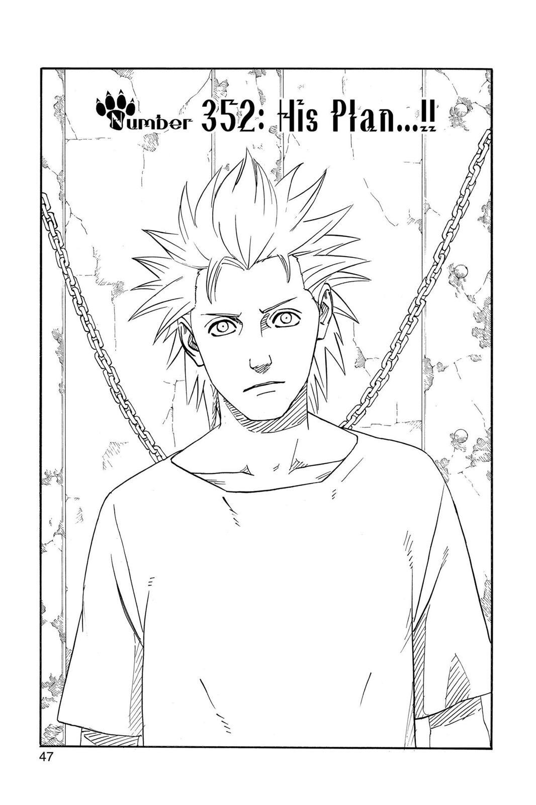 Naruto, Chapter 352 image 001