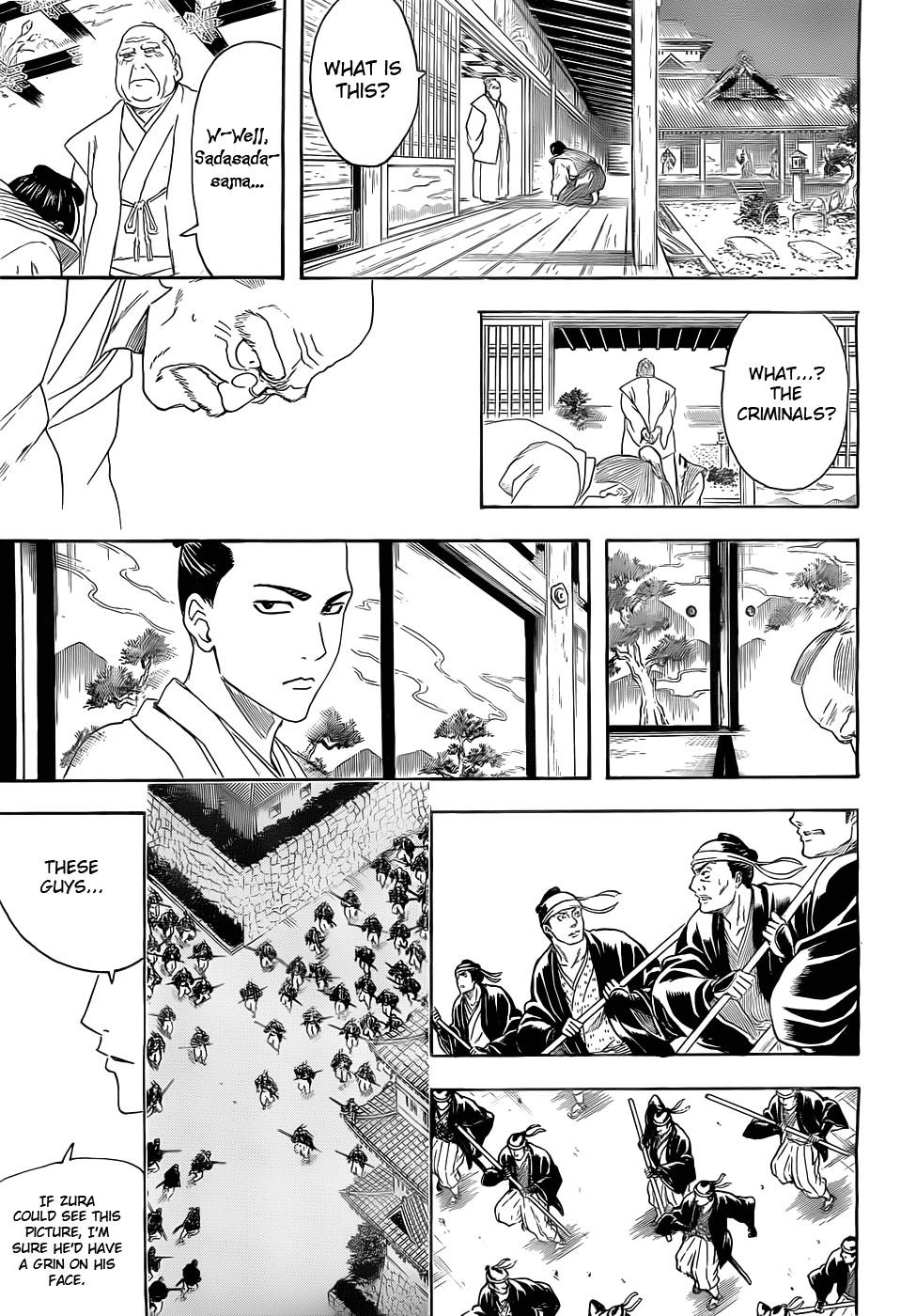 Gintama Chapter, 390 image 005