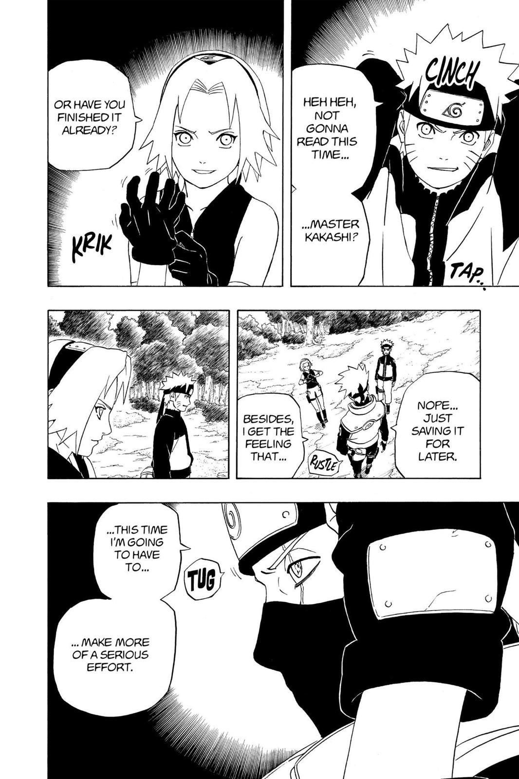 Naruto, Chapter 246 image 004
