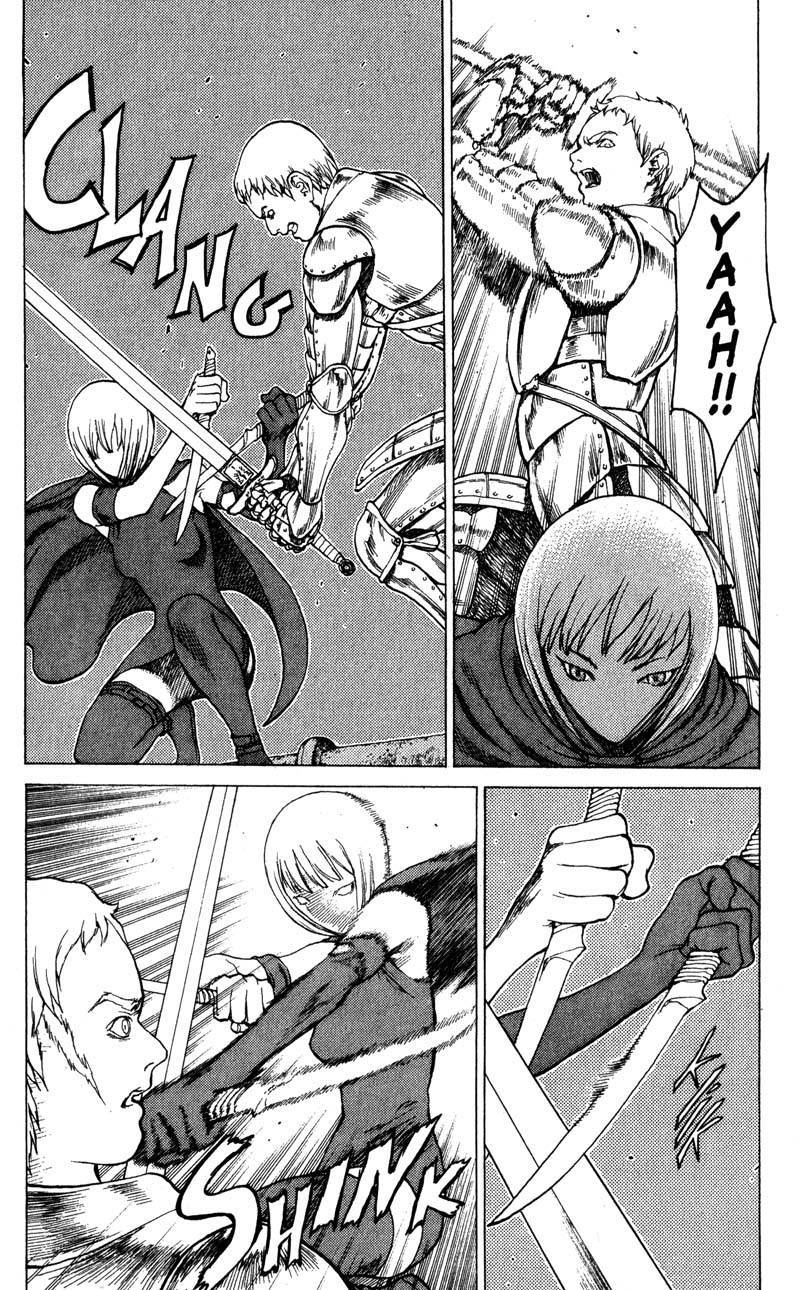 Claymore, Chapter 6 image 025