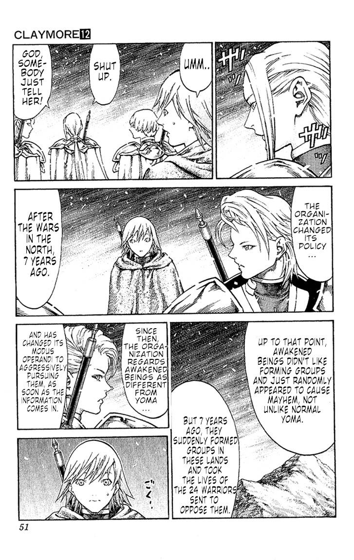 Claymore, Chapter 65 image 012