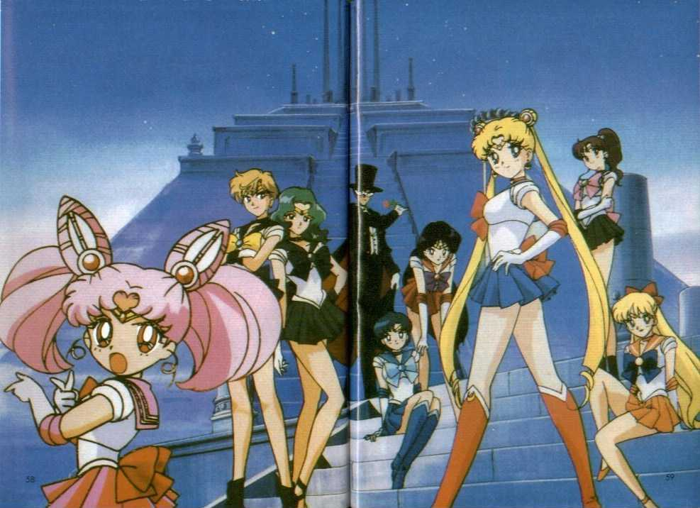 Sailor Moon, Cahpter 7 image 054