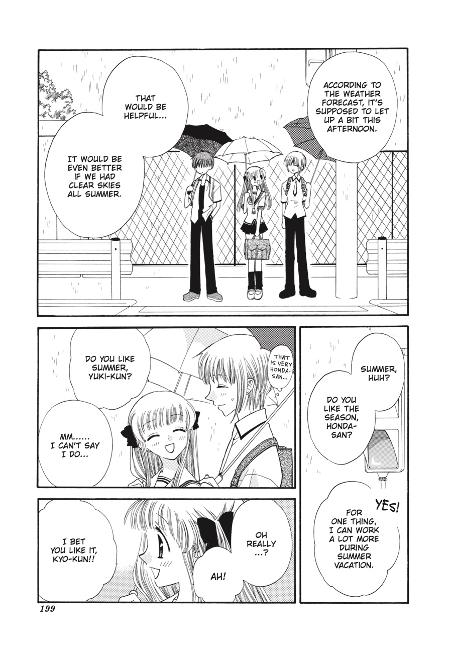 Fruits Basket, Chapter 31 image 003