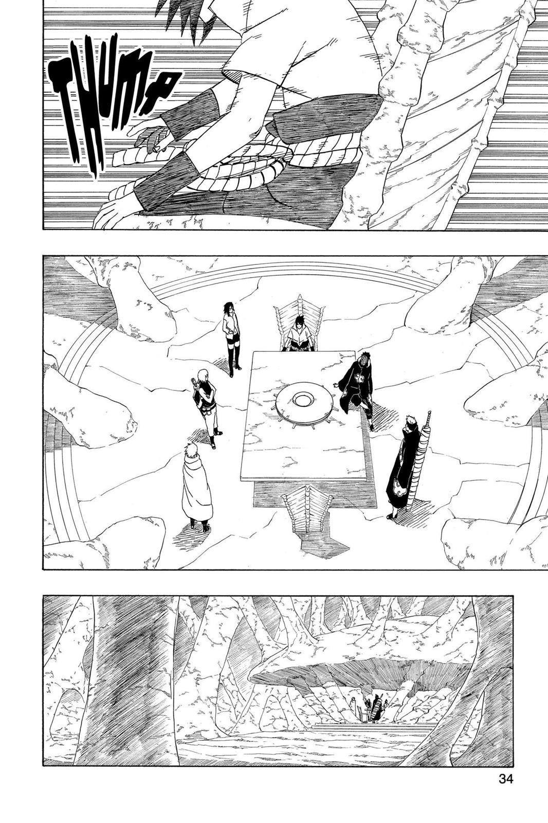 Naruto, Chapter 404 image 010