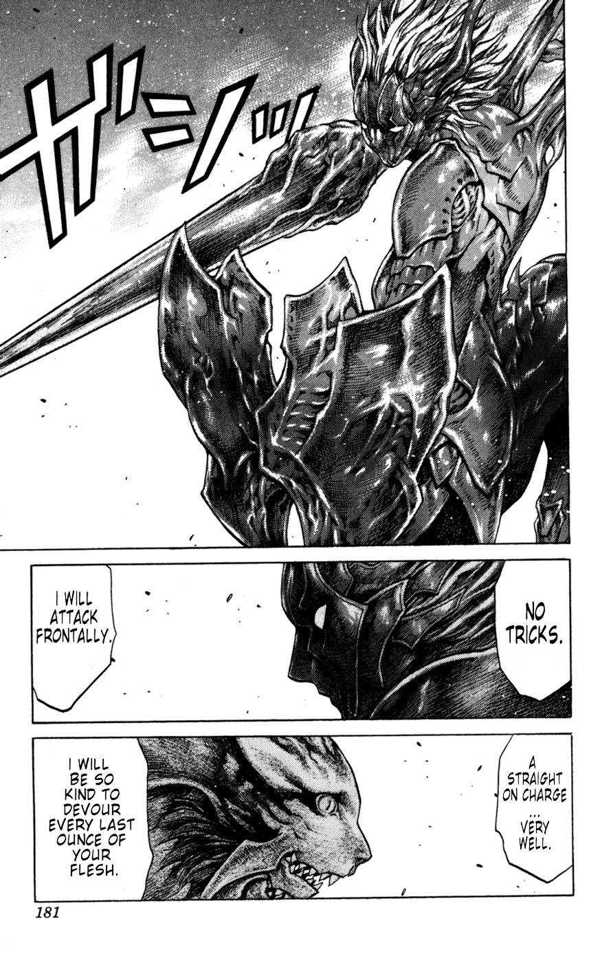 Claymore, Chapter 63 image 020