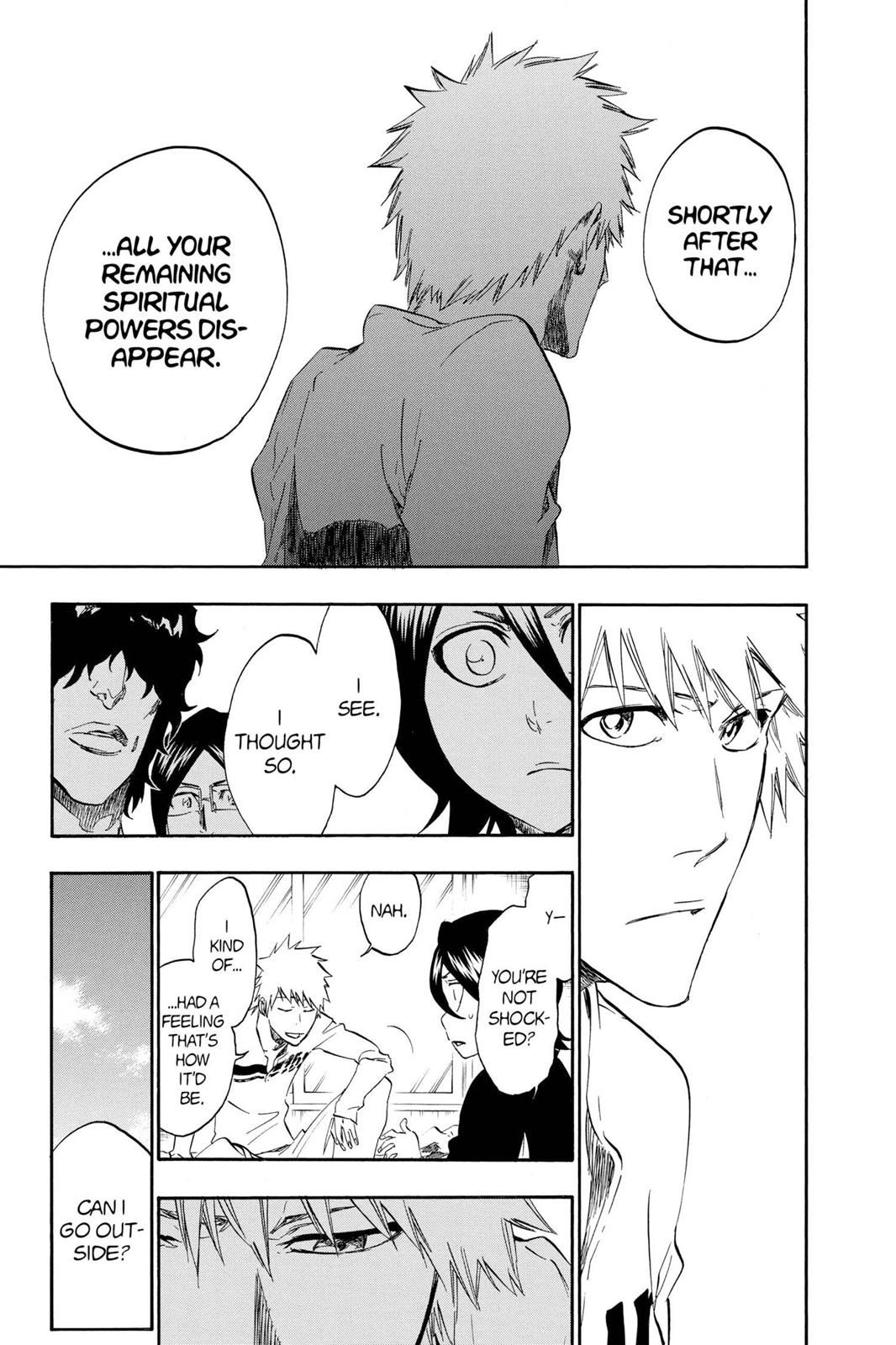 Bleach, Chapter 423 image 015