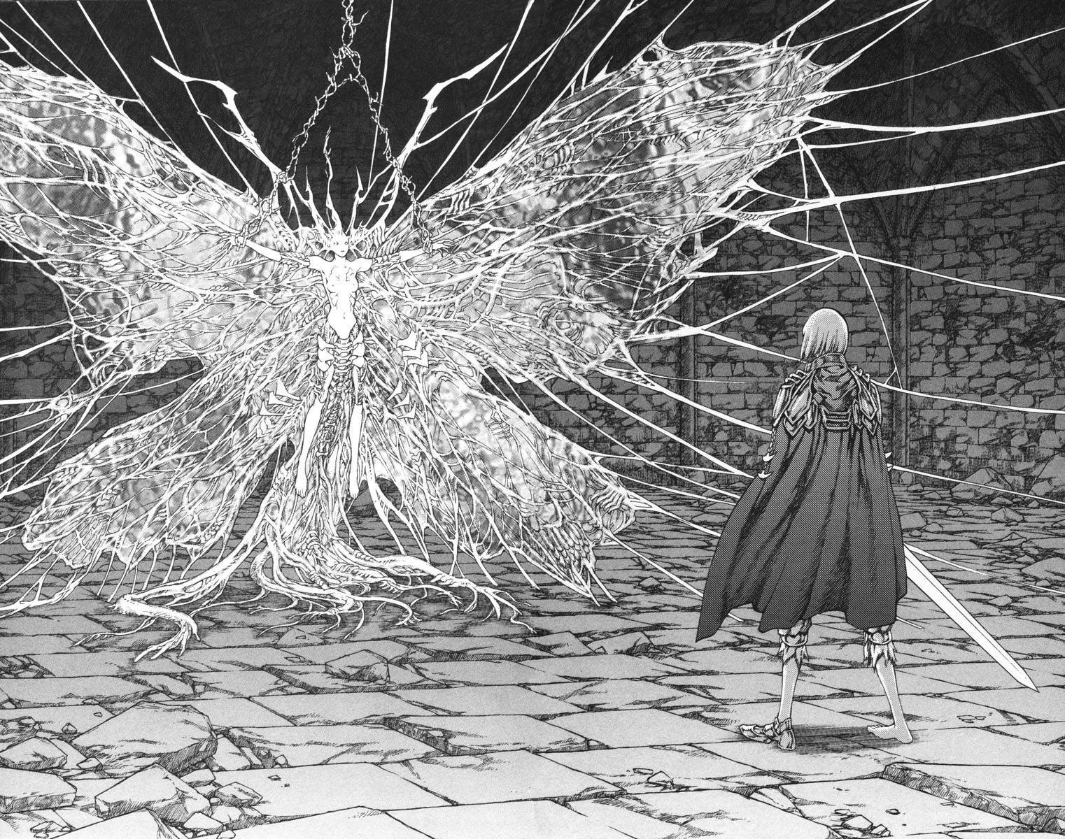 Claymore, Chapter 46 image 032