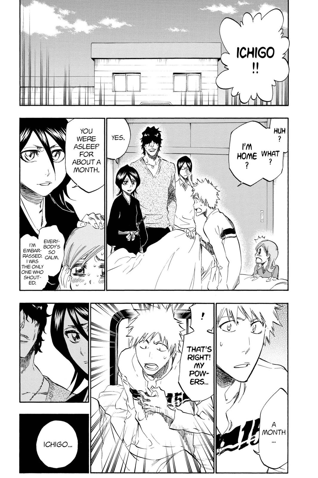 Bleach, Chapter 423 image 013