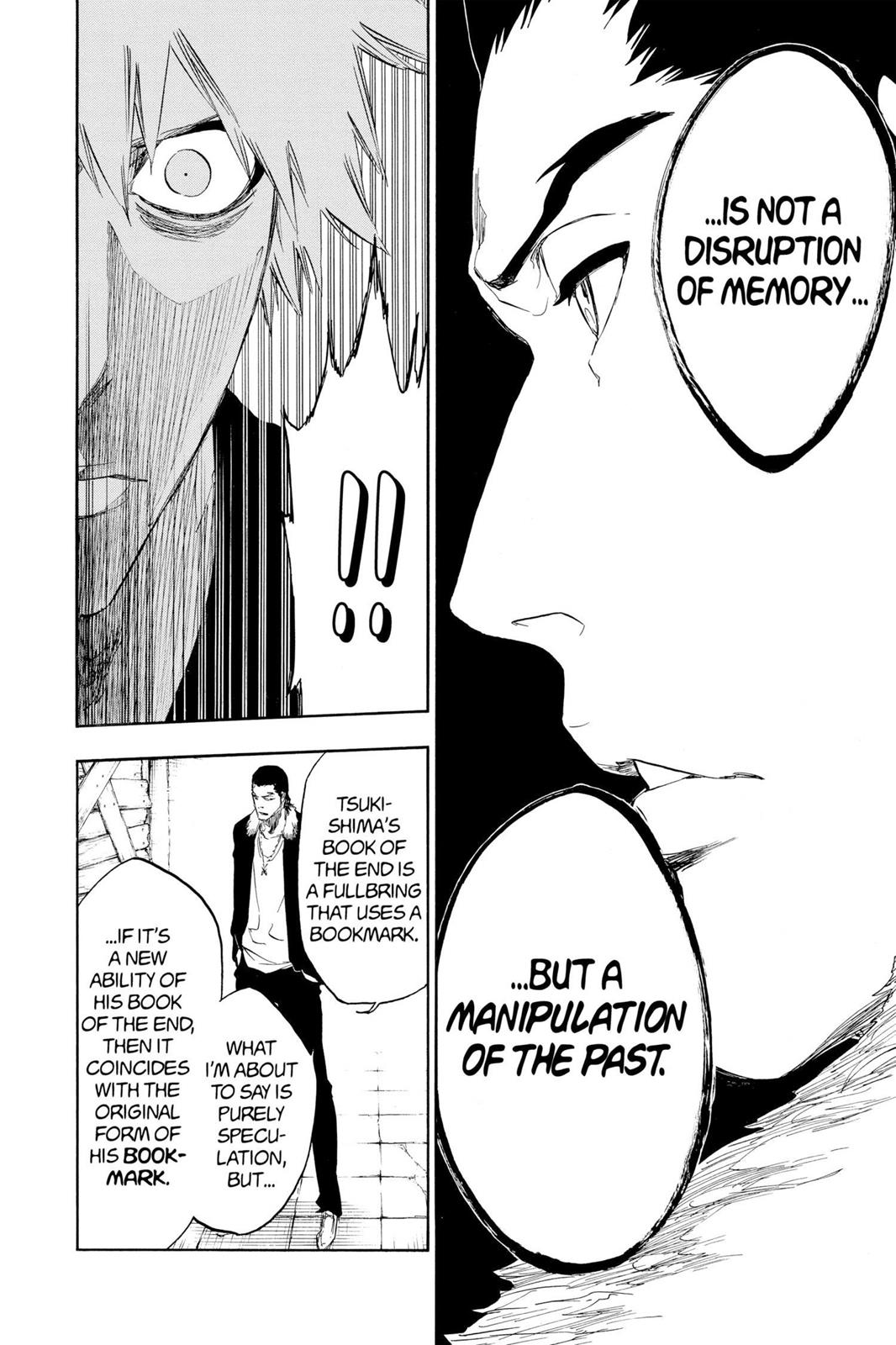Bleach, Chapter 454 image 008