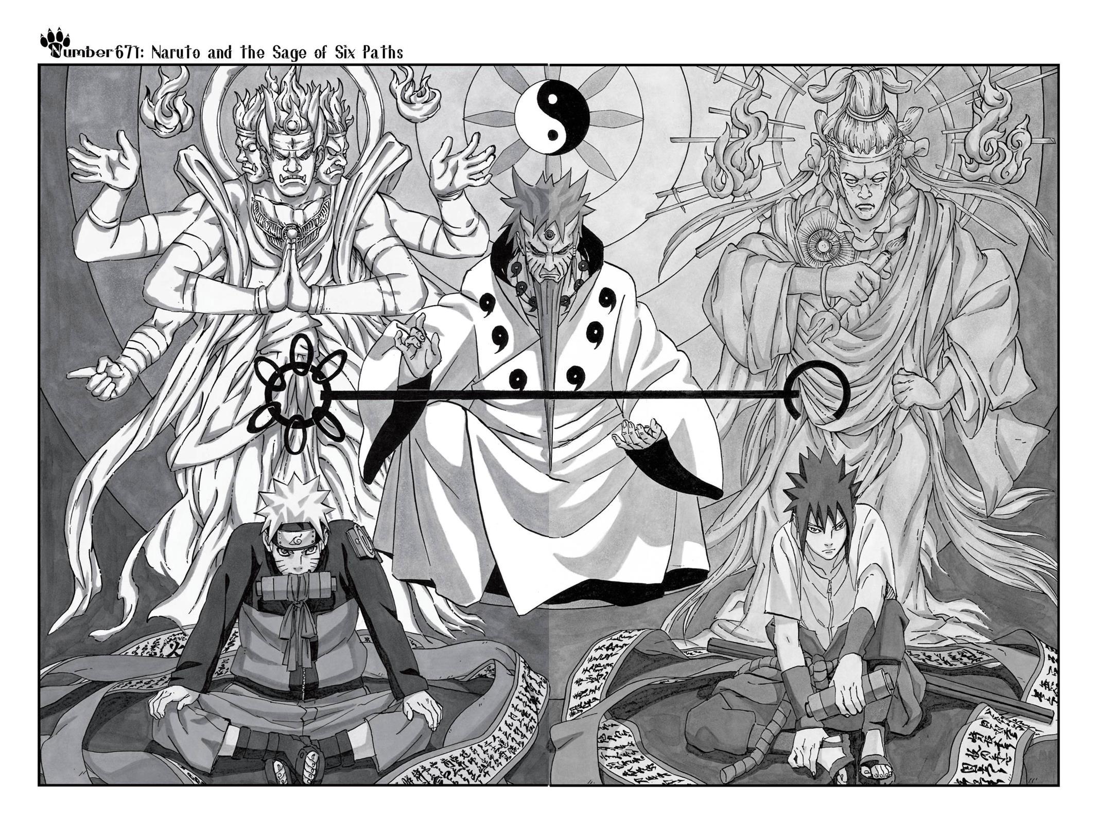 Naruto, Chapter 671 image 002