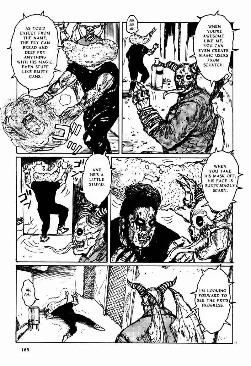 Dorohedoro, Chapter 61 image 036