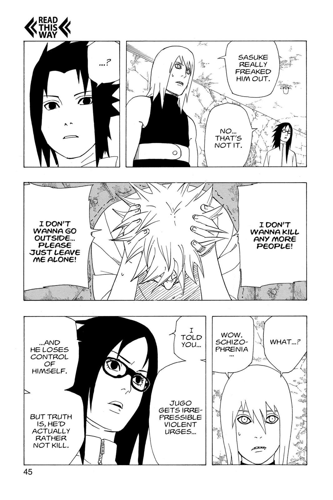 Naruto, Chapter 351 image 016
