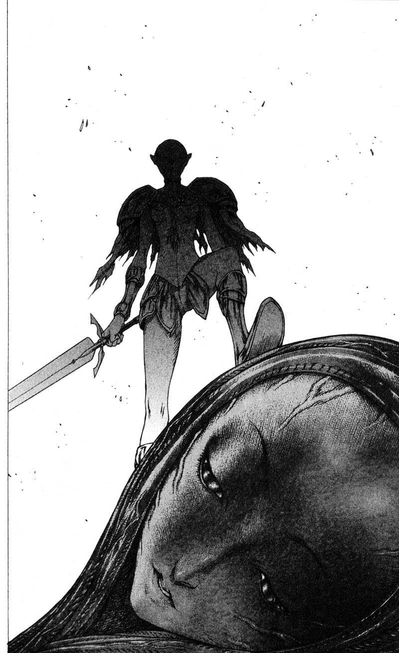 Claymore, Chapter 34 image 019