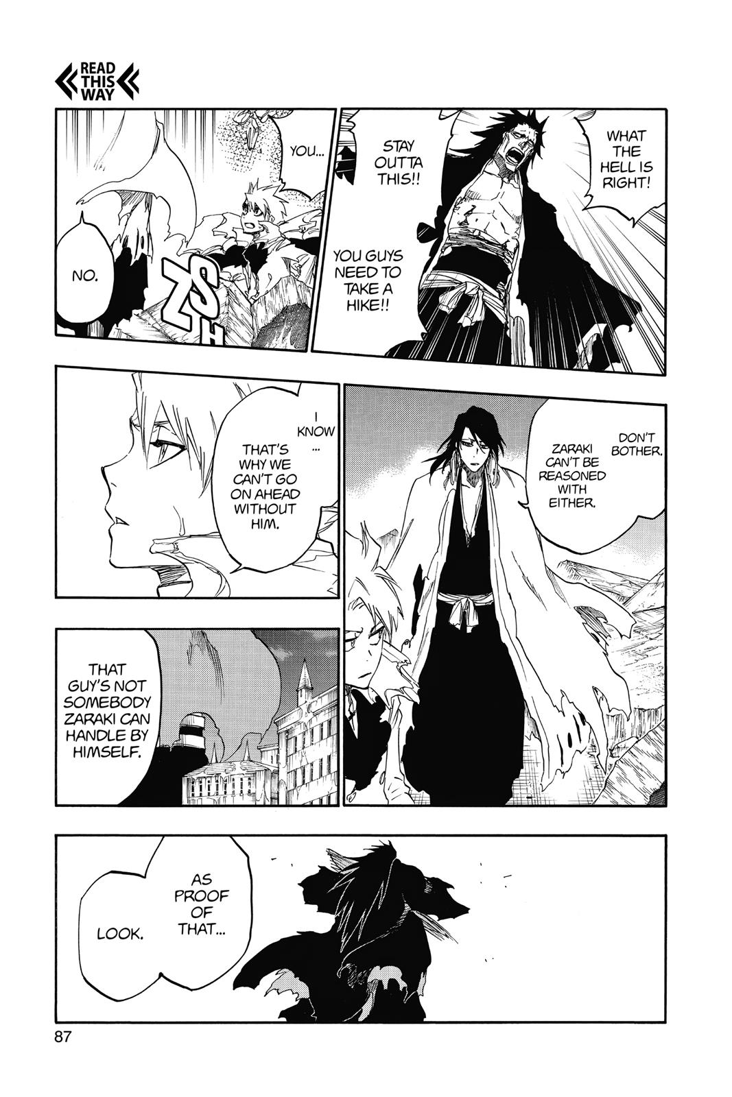 Bleach, Chapter 668 image 009