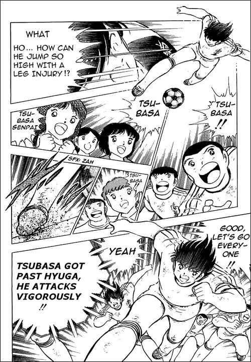 Captain Tsubasa, Chapter 79 image 014