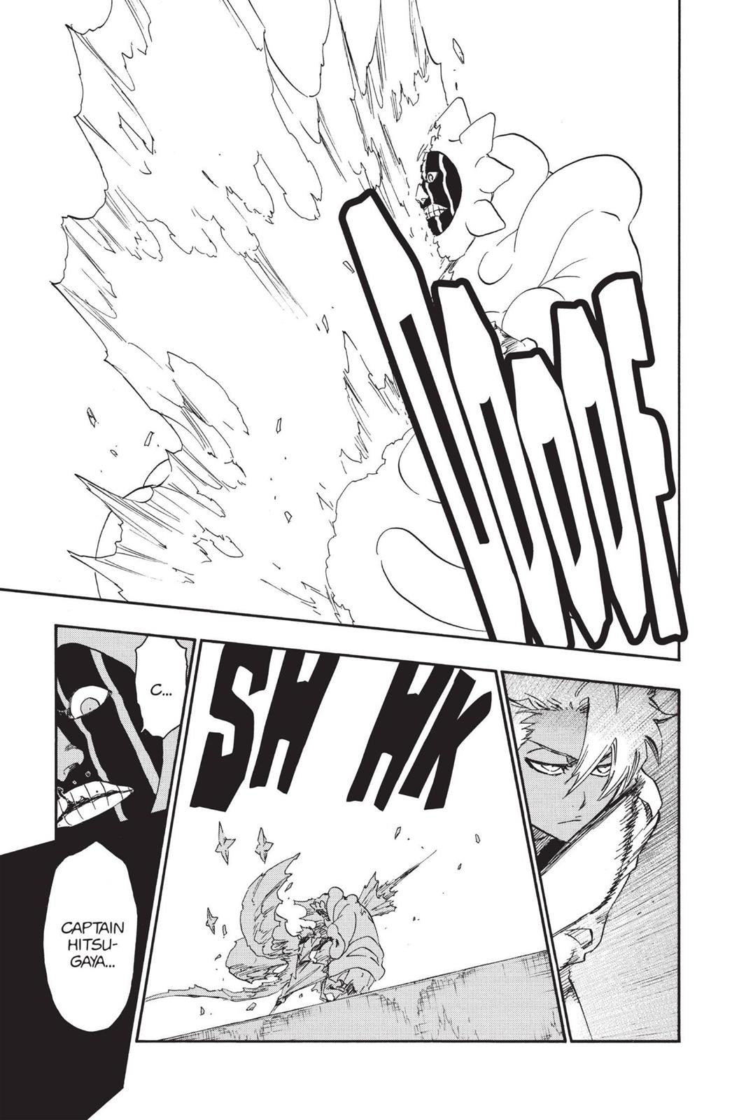 Bleach, Chapter 593 image 009