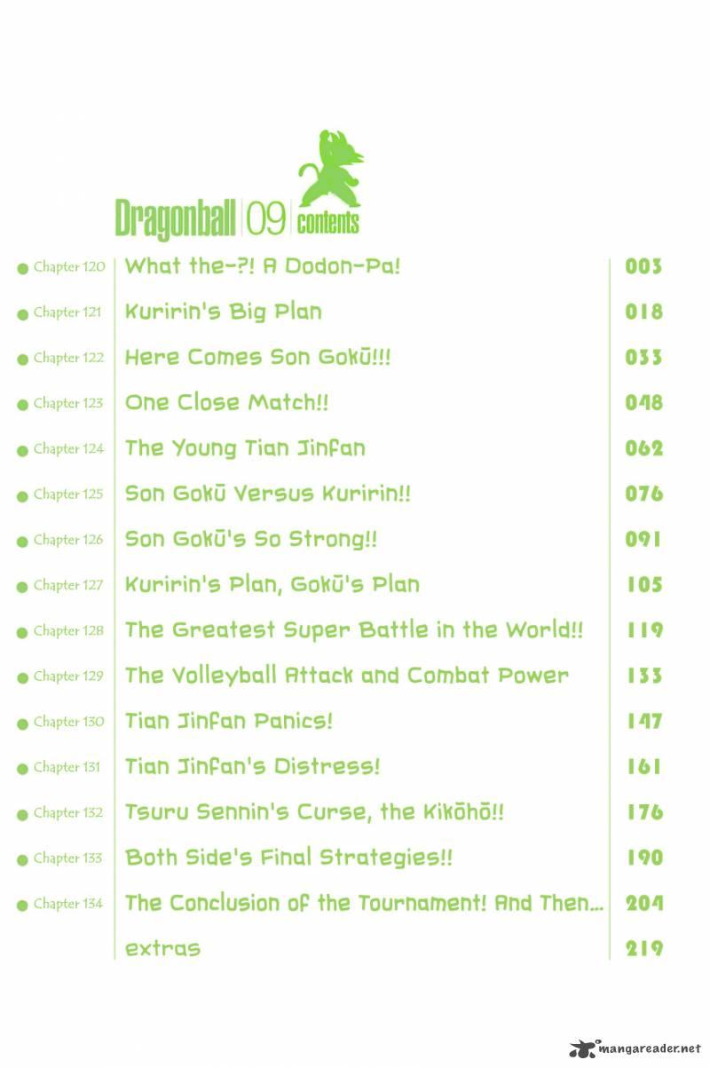 Dragon Ball, Chapter 120 image 005