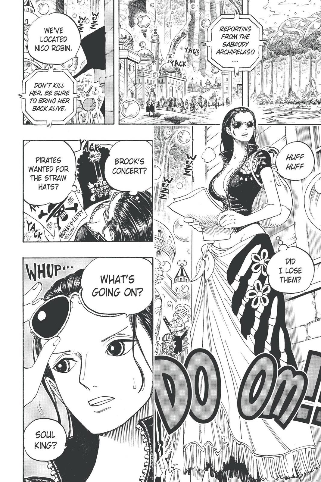 One Piece, Chapter 598 image 020
