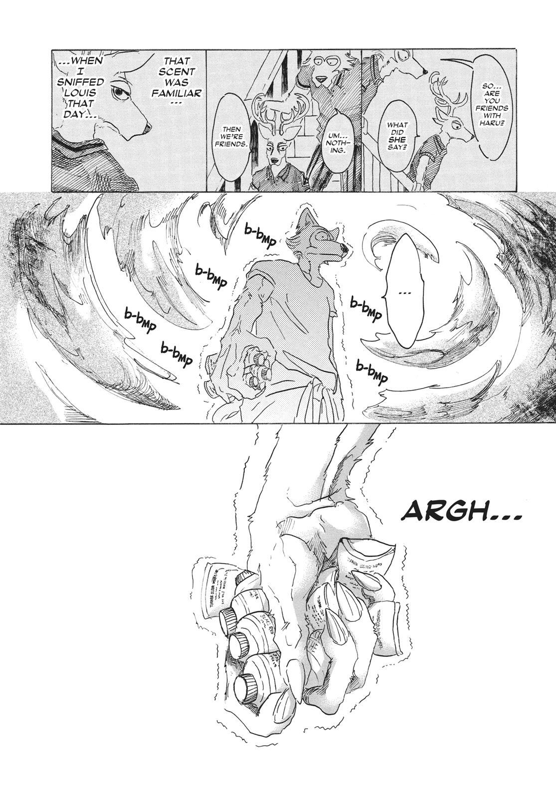 Beastars Manga, Chapter 28 image 018