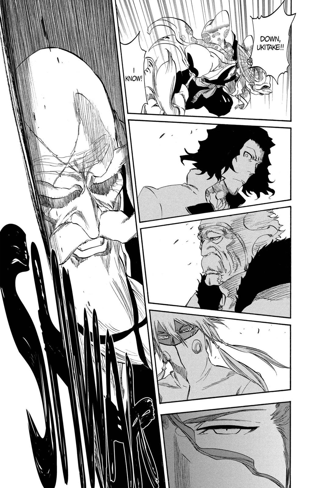 Bleach, Chapter 316 image 010