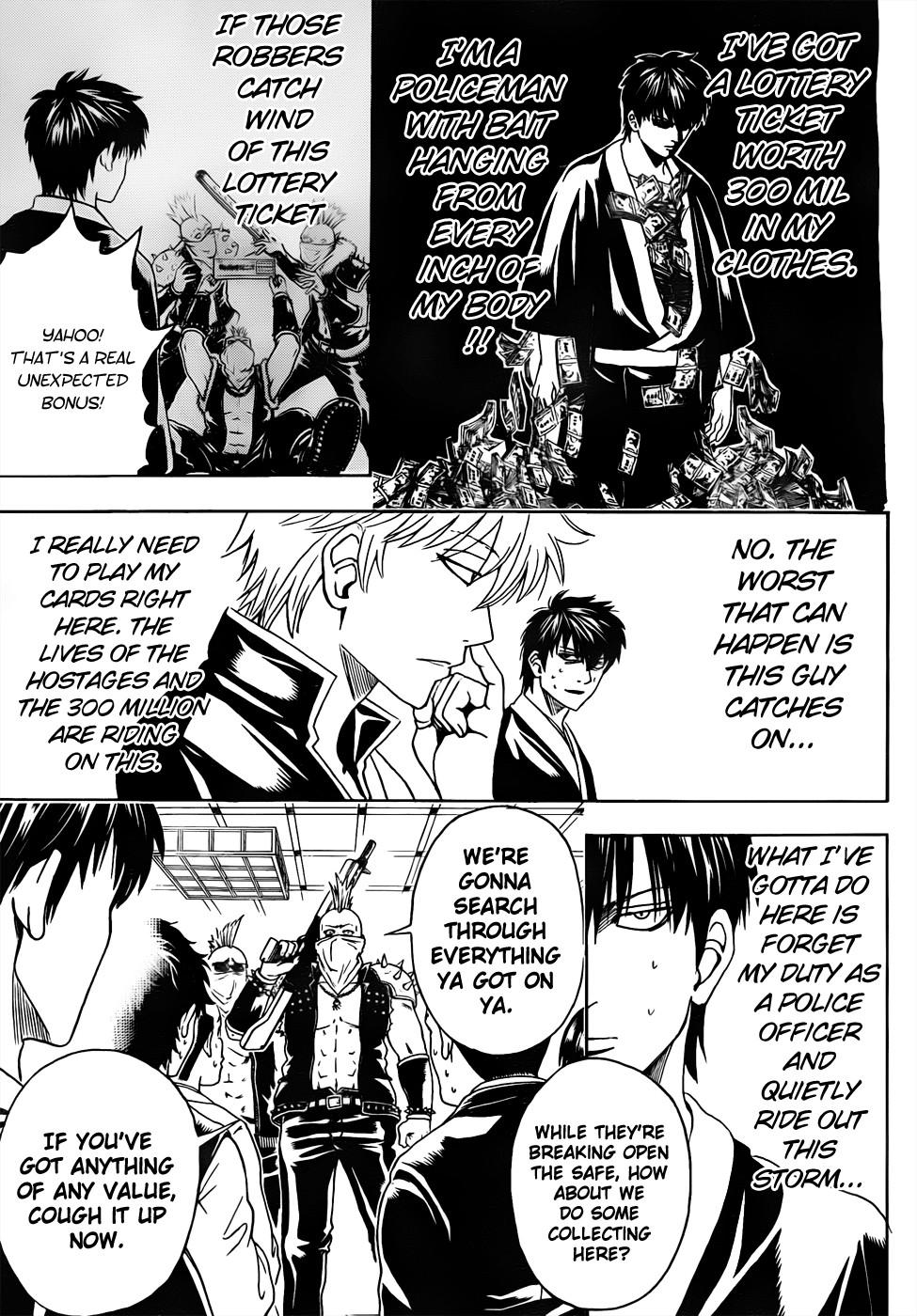 Gintama Chapter, 451 image 005