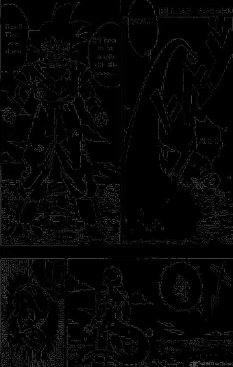 Dragon Ball, Chapter 310 image 012
