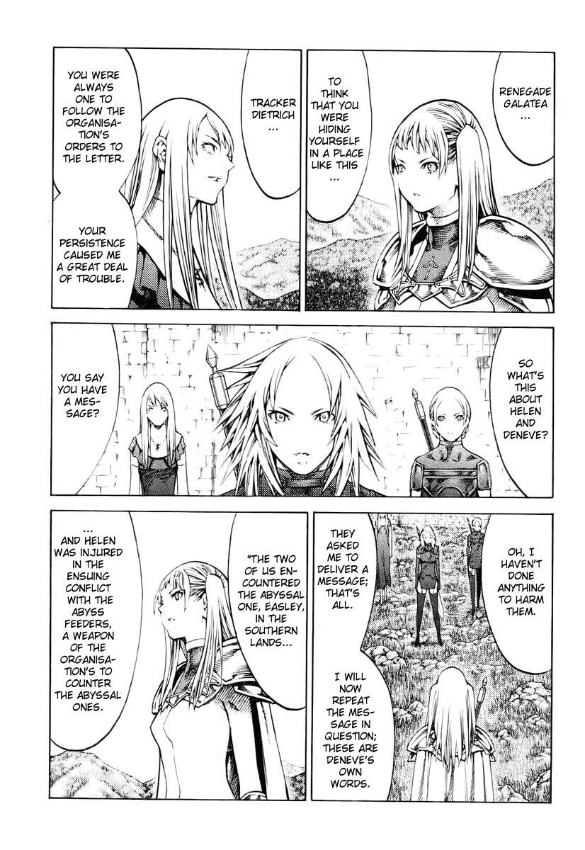 Claymore, Chapter 90 image 009